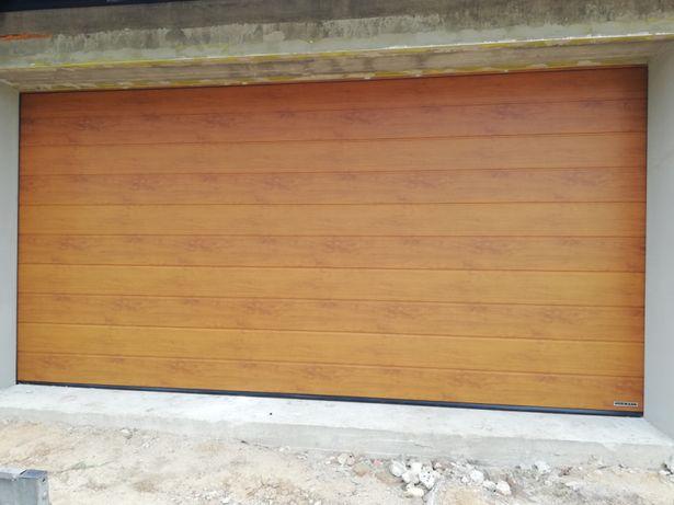 Brama garażowa Hormann Napedy do bram NICE