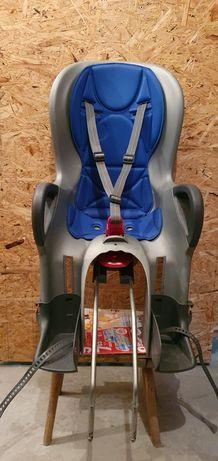 Fotelik rowerowy BABY OK 10+