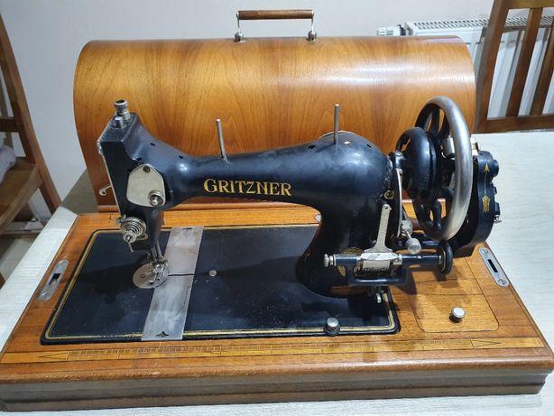 Gritzner zabytkowa maszyna do szycia