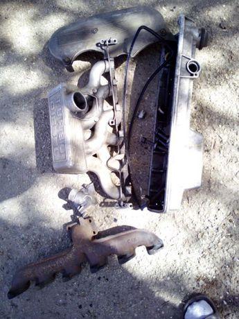 Детали двигателя 2.4 тд бмв
