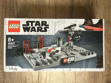Lego 40407 star wars Death Star Battle II 4th May edição limitada