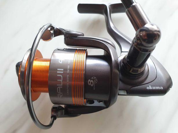 kołowrotek Okuma RAW II FD 40