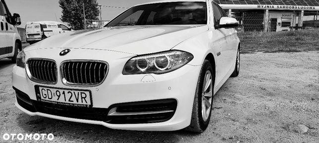 BMW Seria 5 BMW 520d Salon Polska Pierwszy Właściciel