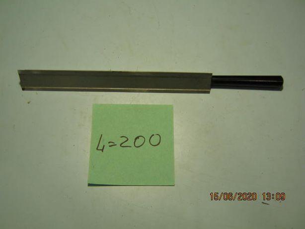 Лінійка металева 3-х гранна