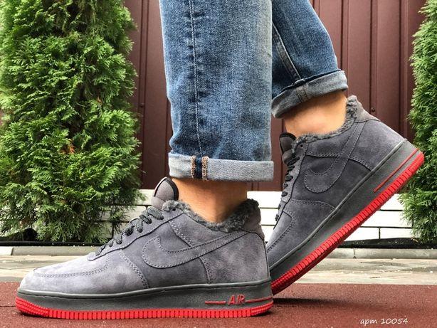 Зимние кроссовки с мехом Nike Air Force | Лицензия 2021
