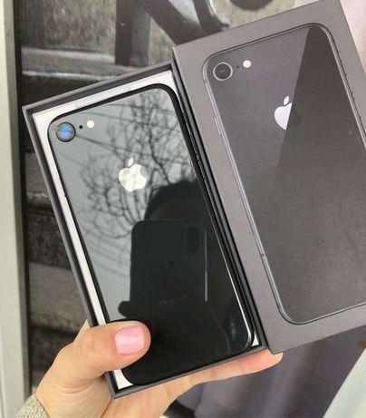 Phone 8/64/256gb Новый! NEW черный айфон NeverLock! space gray