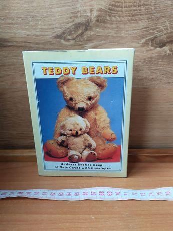 Вінтажні листівки.  Ведмедик Тедді. Англія.