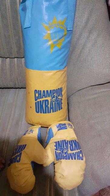 Продам детскую боксерскую грушу