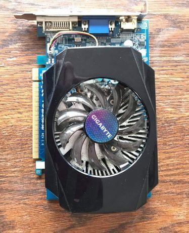 NVIDIA GeForce GT 730 GPU    GV-N730-2GI