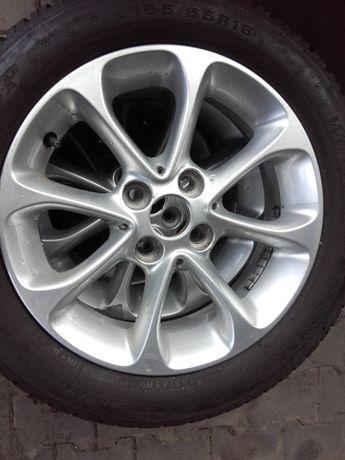 felgi aluminiowe mini moris BMW 4x120 5.5J x 15 ( J 278 )