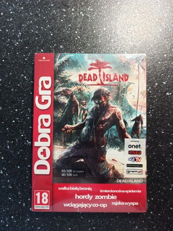 NOWA w folii. Gra Dead Island na PC