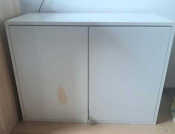 Biała szafka IKEA