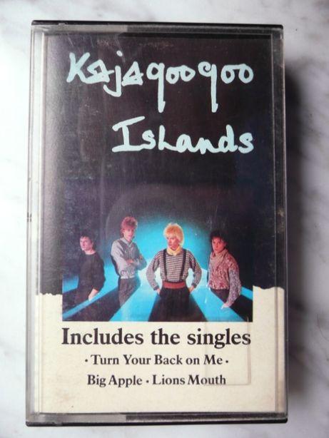 kaseta KAJAGOOGOO islands oryginał EMI