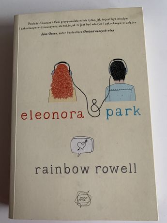 Eleonora i Park Rainbow Rowell