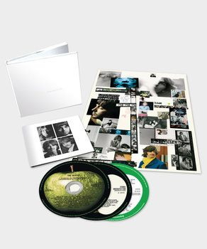 3CD The Beatles (White Album) 50th Anniversary DELUXE (3xCD) - folia