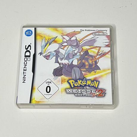 Pokémon White 2 Nintendo DS completo