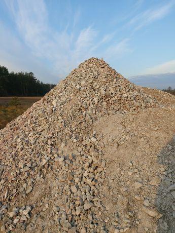 Kruszywo betonowo-kamienne utwardzenia