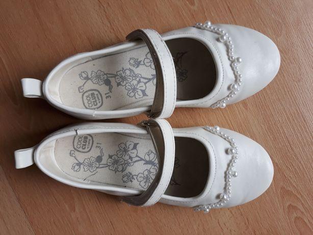 Baleriny buty białe 31 cool club