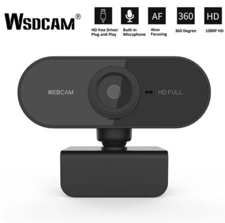 Kamera internetowa z MIKROFONEM! Jakość premium!