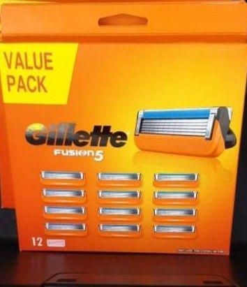 Sprzedam nowe oryginalne wkłady do maszynki Gillette fusion 5