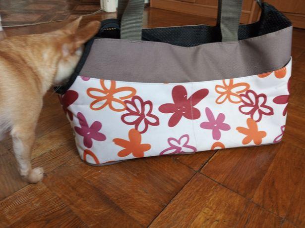 Переноска для собак, кошек (сумка-переноска)