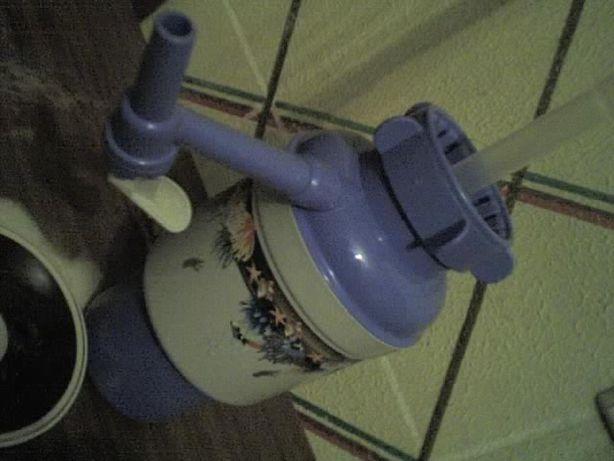 """Помпа для питьевой воды """"LILU"""" большая, с краником на трубке"""