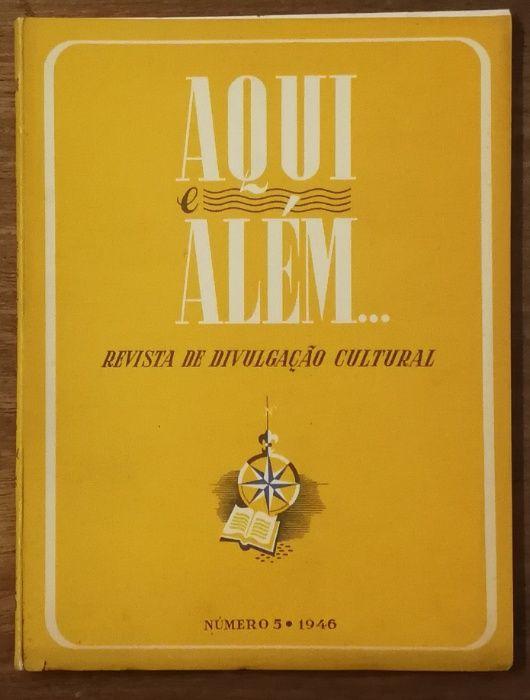aqui e além, revista divulgação cultural, número 5 1946 Estrela - imagem 1