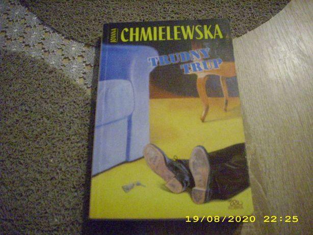 Trudny trup -Chmielewska /k