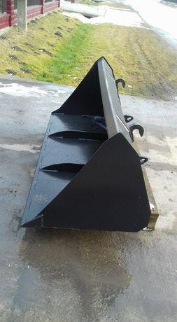 Solidna łyżka łycha szufla 2m TUR Euroramka SMS Manitou dostawa