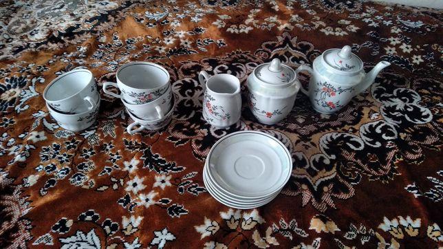 Продается чайный(кофейный) сервиз на 5 персон