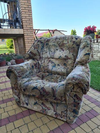 Sprzedam wygodny fotel