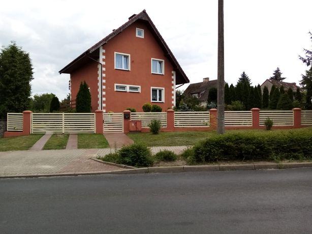 REZERWACJA!!! Dom wolnostojący z pięknym ogrodem