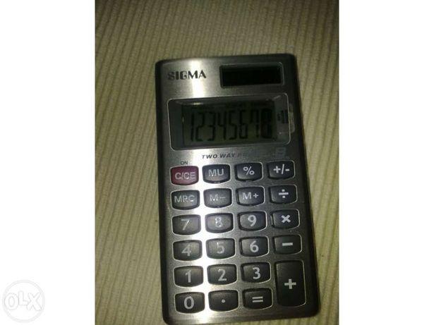 Calculadora portatil sigma por estrear
