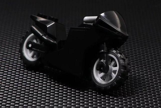 Nowy motocykl dla figurek Lego w pełni kompatybilna z klockami Lego