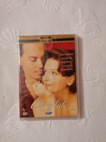 Filme Chocolate - novo, selado e original