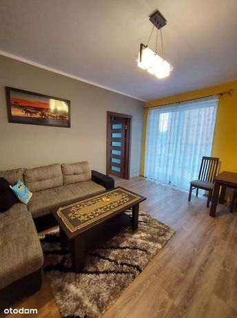 2 pokojowe mieszkanie 43,20 m2 - bezczynszowe !