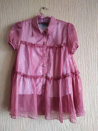 Блузка на 9-10 лет новая