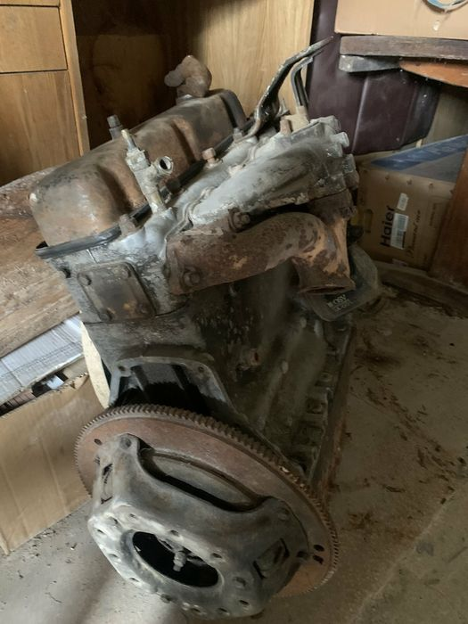 Двигатель 24100 для машины Шостка - изображение 1