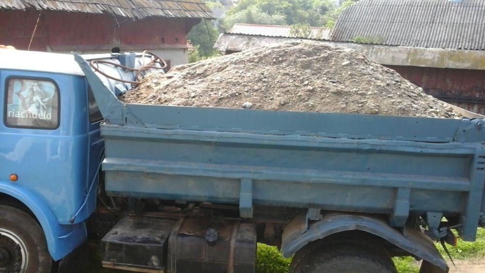 Вантажні перевезення сипучих матеріалів Чагор - изображение 1