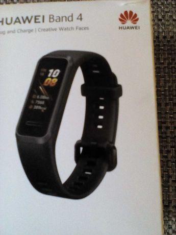 Opaska Huawei Band 4 -dotykowy wyświetlacz