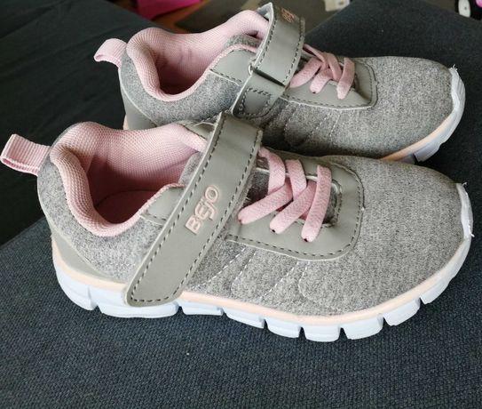 Buty dla dziewczynki r. 27