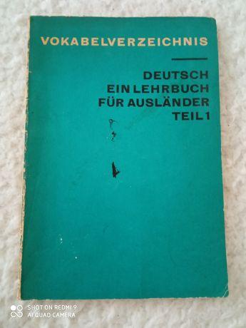 Deutsch Ein Lehrbuch Fur Auslander teil 1