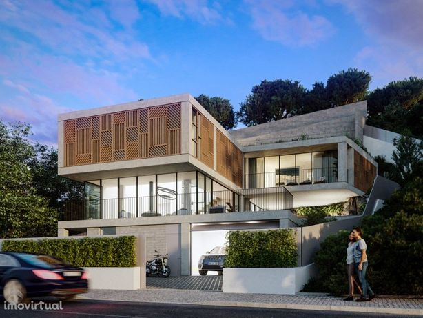 Terreno com projecto aprovado para construção de moradia ...