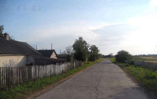 Чудесный домик в деревне с большим приусадебным участком