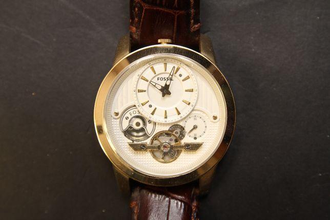 Механические (гибридные) часы Fossil ME1127! ЛУЧШАЯ ЦЕНА!!
