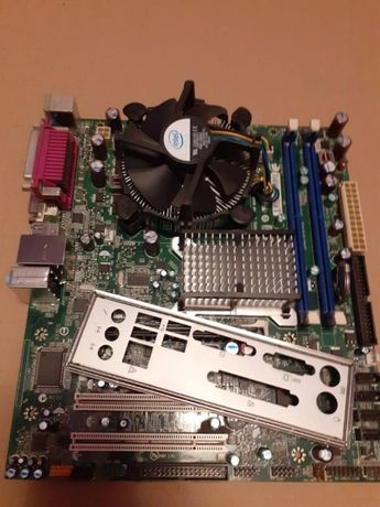 Комплект Socket 775 INTEL G41TY+Celeron E3300 Чипсет G41