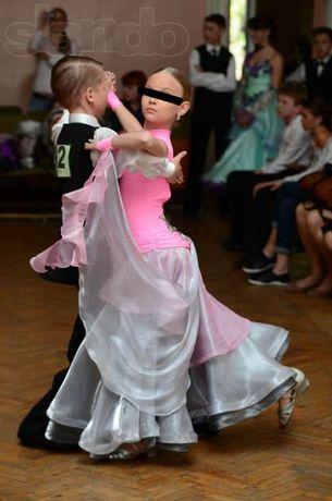 Платье бальное для европейской программы!!!