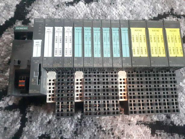 Siemens simatic S7 et 200s moduły