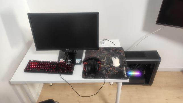 Ігровий комп'ютер повністю весь комплект