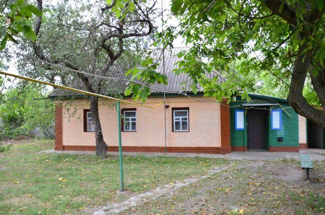 Дом в с. Гаркушинцы в 10 км от Миргорода